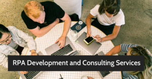 RPA Development and Consulting Services